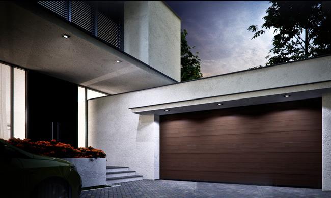 Porte de garage MCA