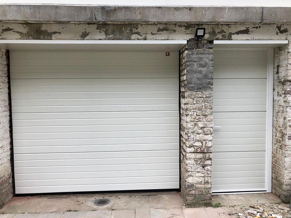 Porte-Volet-Garage-Liege