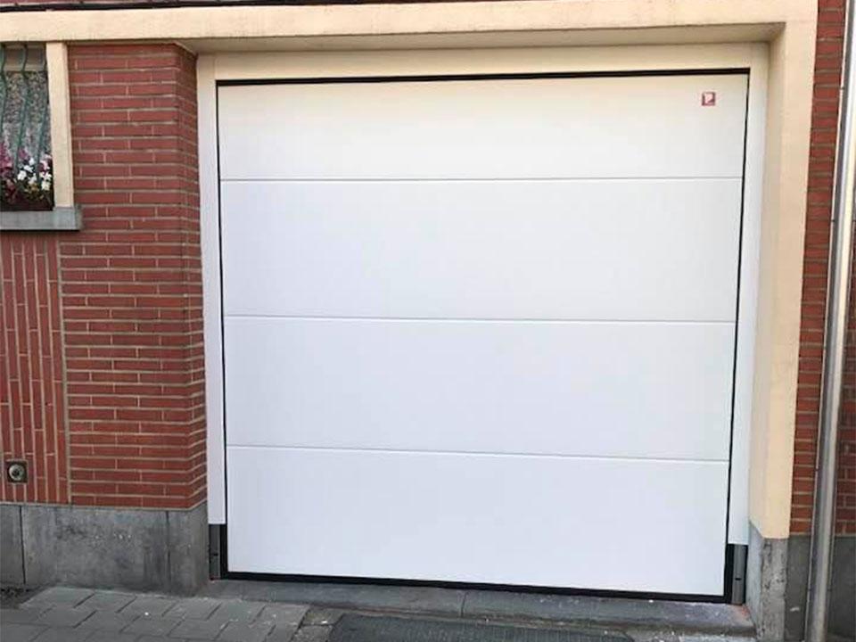 porte-garage-blanc-bruxelles